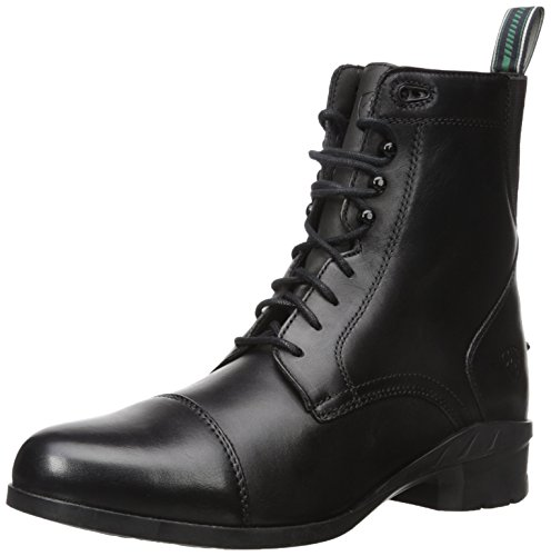 ARIAT Damen Heritage IV French Paddock Boot, schwarz, 38.5 EU