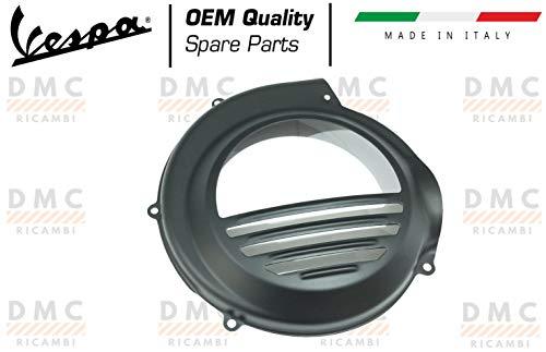 Tapa del ventilador cubrevolante negro Vespa PX todos los modelos – Vespa Arcobaleno