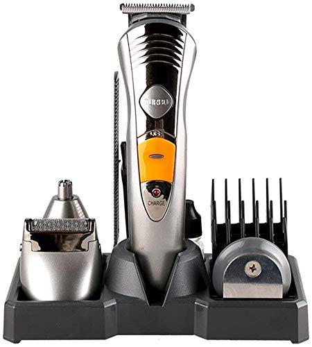 Professional Hair Clipper Hair clipper mannen baardsnoeischaar set lichaam baardsnoeischaar neus tondeuse