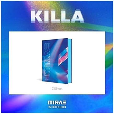 Mirae Killa 1st Super beauty product restock quality top! Mini Album Version Future Poster+PhotoBook CD+1p Virginia Beach Mall