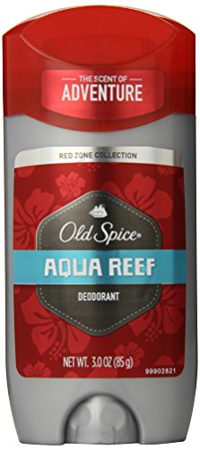 Old Spice Red Zone Collection Aqua Reef Scent Men's Deodorant 3 Oz by Old Spice