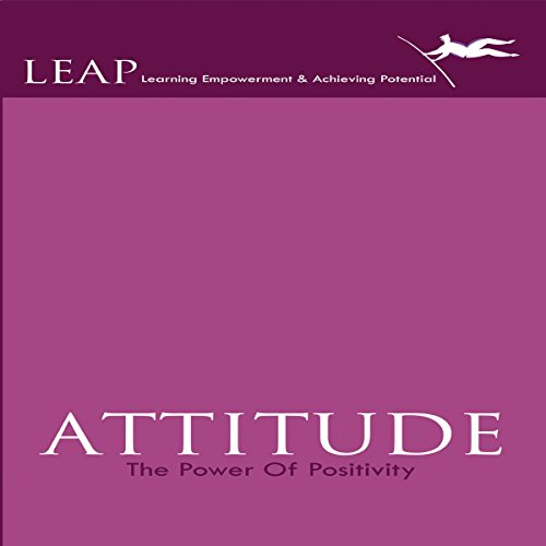 Attitude: The Power of Positivity audiobook cover art