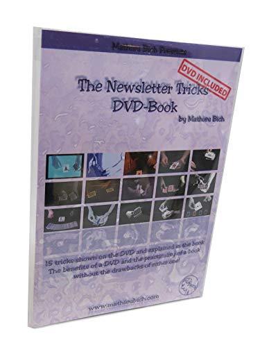 The Newsletter Tricks (Book and DVD, Regular Edition) by Mathieu Bich - Book