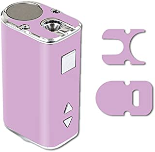 MightySkins Skin Compatible with Eleaf iStick 10W Mini – Glossy Purple   Protective, Durable, and Unique Vinyl Decal wrap Cover   Easy to Apply, Remove, and Change Styles   Made in The USA