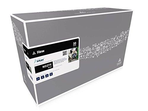 Astar AS10008 Toner kompatibel zu HP NO27X C4127X, 10000 Seiten, schwarz