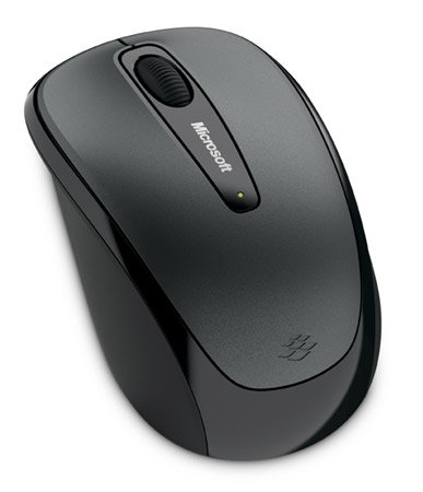 Microsoft Wireless Mobile Mouse 3500 for Mac/Win USB EF EN/XC/FR/EL/IW/IT/PT/ES Hardware - Loch Nes (GMF-00009)