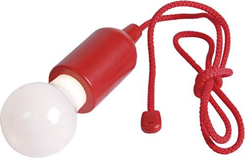 Draadloze ledlamp met klikontsteking voor rode kast, camping, garage, restaurant.