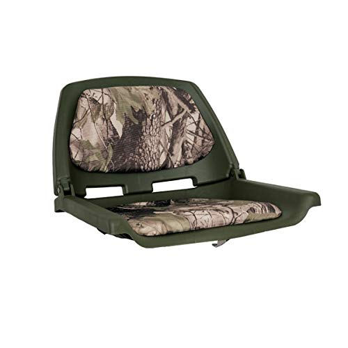Oceansouth Fisherman Boat Seats (Camouflage)