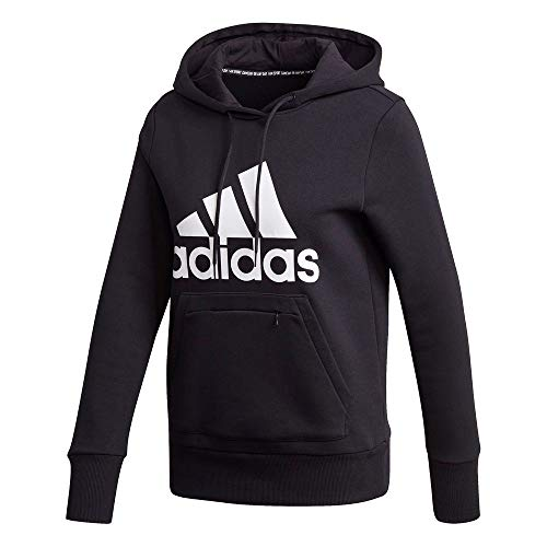 adidas Damen Sweatshirt W Bos Oh HD, Black, M, GC6915