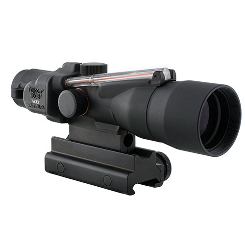 Why Should You Buy Trijicon TA33-C-400132 ACOG 3x30mm Compact Dual Illuminatedx 40mm, Red Crosshair ...