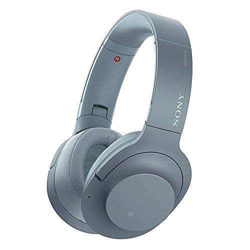 ソニー ワイヤレスノイズキャンセリングヘッドホン h.ear on 2 Wireless NC WH-H900N : Bluetooth/ Amazon ...