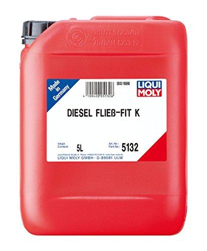 LIQUI MOLY 5132 Diesel fließ-fit Kraftstoffzusatz 5132, 5 L
