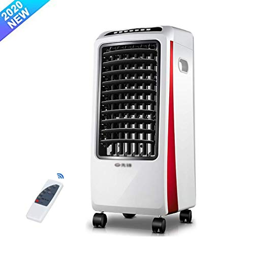 ZLLF Climatizzatori 13000BTU Condizionatore d'Aria Portatile, Tempi 7.5h, Touch Control LED, Telecomando, 3 velocità Ventilatore, Timer 24 Ore, Classe A Risparmio Energetico