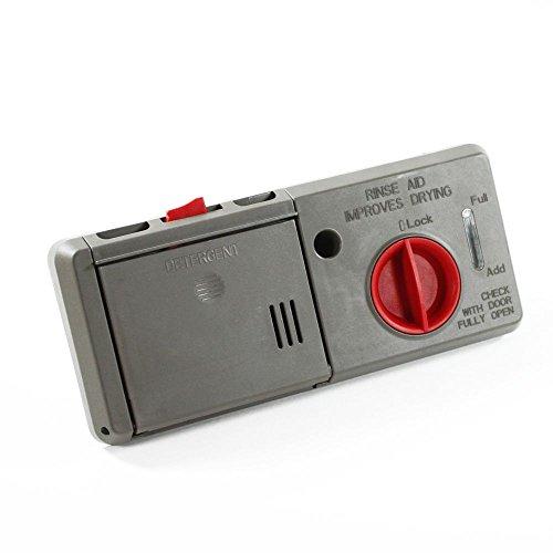 Whirlpool W10304409 Dishwasher Detergent Dispenser Assembly Genuine Original Equipment Manufacturer (OEM) Part