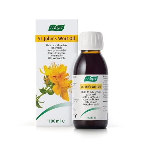 Aceite de hipérico | Hidratante y nutritivo con ingredientes naturales* | 100...