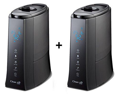 Humidificateur d'air avec ioniseur CA-603 nouveau modèle - Idéal pour 45m² - Humidificateur à ultrasons … (2)