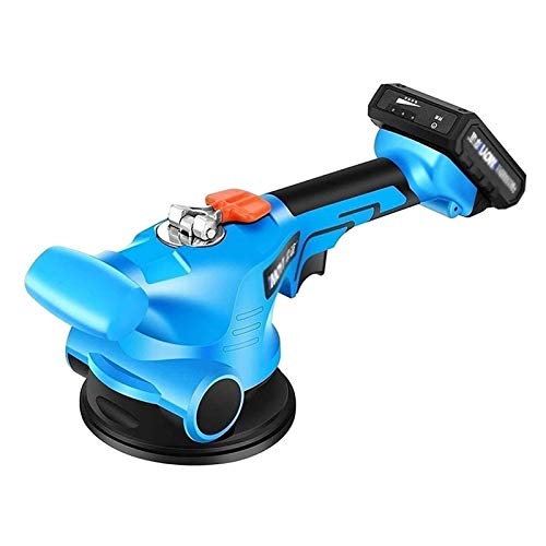 SADWF Máquina de Instalación de Azulejos, Máquina de Colocación de Azulejos Eléctrica Automática Ajustable, Nivelador de Azulejos Inteligente Recargable, Consumo Máximo de Energía 200 Kg