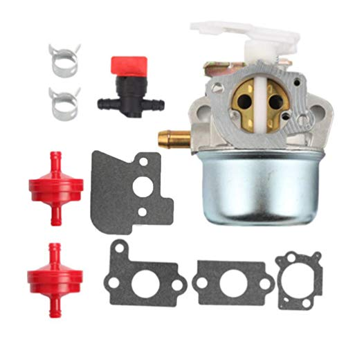 OxoxO 694203 690152 Carburetor Air Filter Tune Up Kit for 121602 121607 121612 Engines