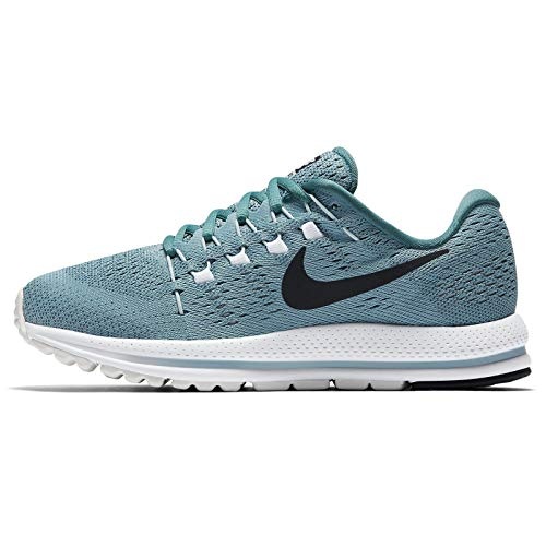 Nike Women's WMNS Air Zoom Vomero 12 Running Shoes, Blue (Mica Blue/Smokey Blue/Glacier Blue/Obsidian), 4.5 UK 38 EU