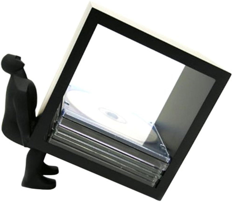 Wrapables Macho Man CD Holder, Lifting