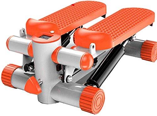XLAHD Ejercicio Paso a Paso, máquina de pies Equipo de Fitness Multifuncional Hogar Paso a Paso silencioso Montañismo Fitness Máquina para el Cuerpo Ejercicio aeróbico
