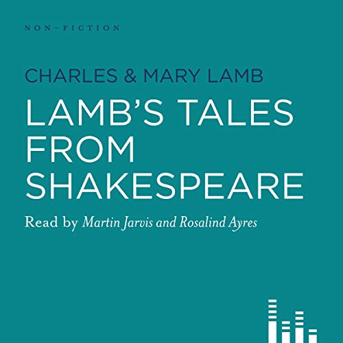 『Lamb's Tales from Shakespeare』のカバーアート