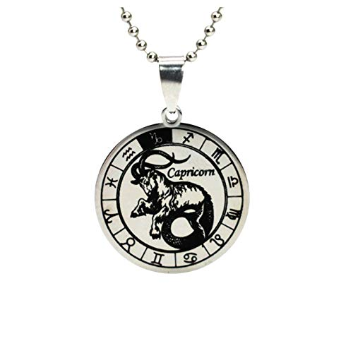 Accessory, Necklace Gifts for Lover Son Daughter Birthday Jewelry Pendant Necklace, Clothing Shoes & Accessories (Silver Free Size)