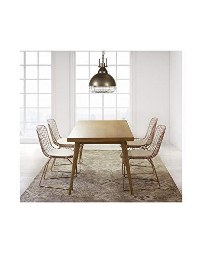 Dabudae Conjunto de 4 sillas con Mesa