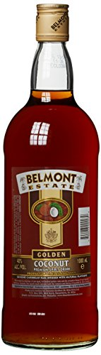 Belmont Estate Gold Coconut Rum (1 x 1 l)