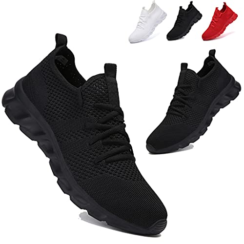 Danhuaqiu Laufschuhe Herren Damen Sportschuhe Turnschuhe Leichte Atmungsaktiv Running Sneaker Walkingschuhe Fitness Schuhe