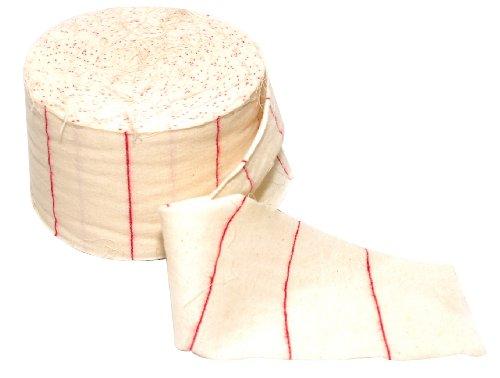 Pezza pee pulizia di qualità con linee di taglio rosse 10x5 cm Una maniera facile per pulire olio e sporcizia della canna del tuo fucile o carabina Basta avvolgerla su uno scovolino
