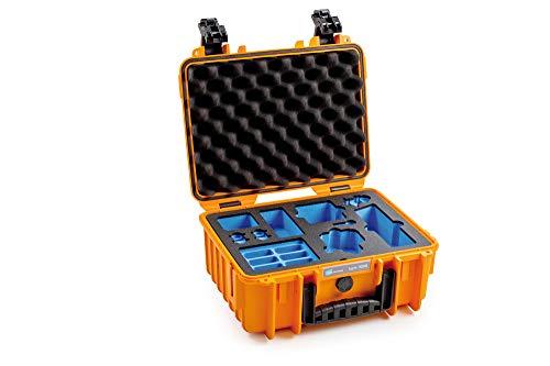 B&W Outdoor Case - Maletín rígido Tipo 3000, Interior de 33 x...