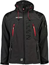 Geographical Norway Men's Softshell Jacket - Techno Darkgrey - L