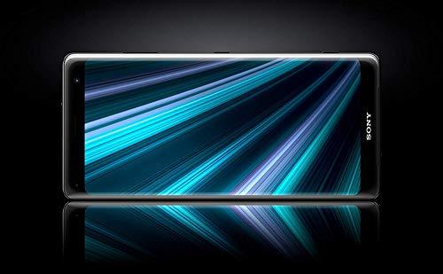 Sony Xperia XZ3 Smartphone débloqué 4G (Ecran : 6 pouces - 64 Go - Double SIM - Android 9.0) Noir + Carte mémoire 64 Go offerte [Exclusivité Amazon] - Version française