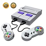 Oriflame Classic Game Console Built-in 821 Game in TF Card, with 2 Joysticks, Video Game Console, Handheld Game Player Console for Family TV HDMI HD us35