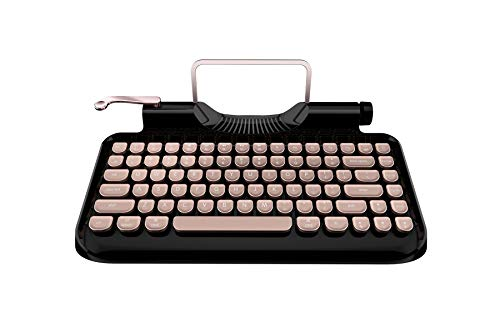 VINPOK キーボード Rymek クラッシーブラック RYMEK-2B [Bluetooth・USB /有線・ワイヤレス]