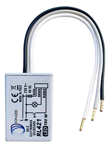 IONIZE Telerruptor a impulsos electrónico silencioso