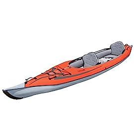 Advanced Elements AdvancedFrame Convertible Inflatable Kayak 2 FOLDED SIZE 35 X 21 X 12 inches