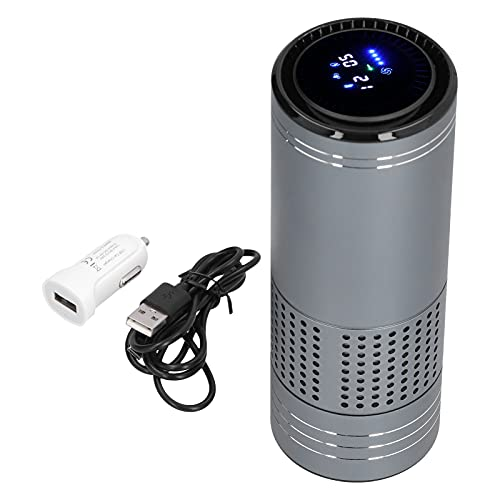 Haofy Air Purifier for Home Car llergies, Air PurifierGesture sensing control, 3~20m³ Coverage, for Smoke, Smokers, Dust, Pet Dander