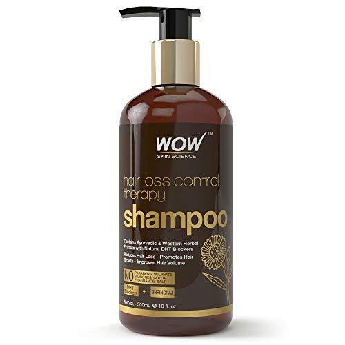 WOW Skin Science Hair Loss Control Therapy Shampoo Increas