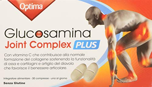 Optima Glucosamina Joint Complex Plus, 30 Compresse