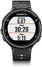 Garmin Forerunner 235, GPS Running Watch, Black/Gray