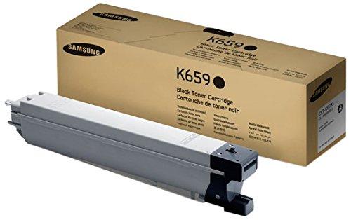 Samsung CLT-K659S/ELS Original Toner (Kompatibel mit: CLX-8640ND/8650ND) schwarz