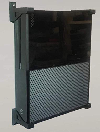 Xbox ONE Wandhalterung (4 Ecken): SCHWARZ