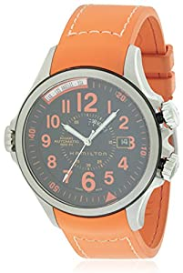 Hamilton Khaki Aviation GMT Air Race Men's Automatic Watch H77695833 Check Prices and Now and review image