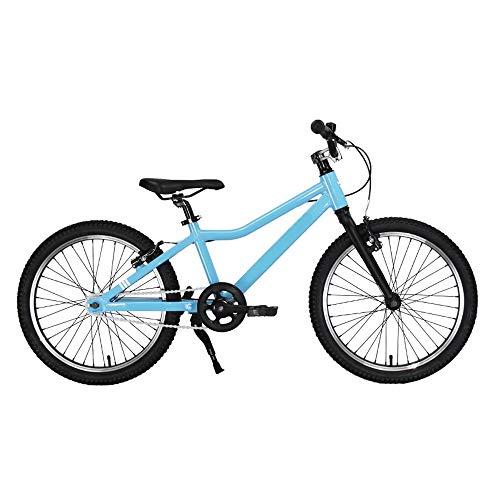 Waitousan Children's Bicycle, High-Carbon Steel Single-Speed 20-inch Banner Wheel Off-Road Racer, Caliper Brake Rigid Frame Comfortable