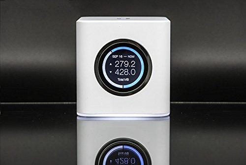 Amplifi AFi-R Mesh Router (26 dBm max. TX Power, 11W, 802.11ac Wi-Fi Standard, WPA2-PSK AES/TKIP)