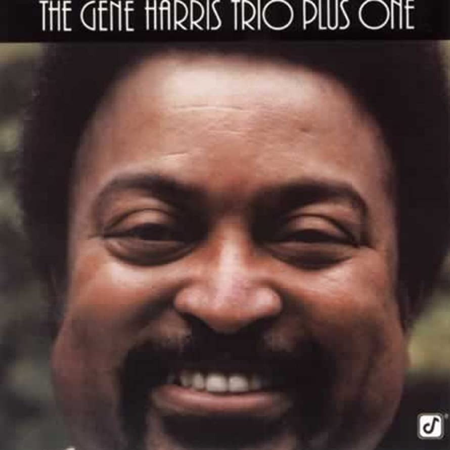The Gene Harris Trio Plus One 180g 45RPM 2LP