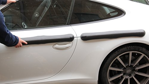 Door Shox (STANDARD EDITION) - Removable Magnetic Car Door Protector, Car Door Guard, Car Door Protection, Door Ding Dent Protector