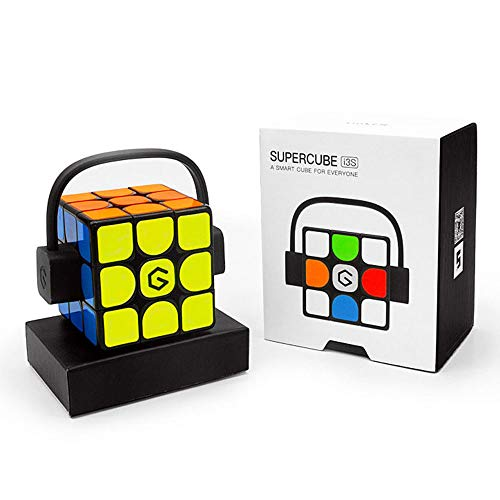 Super Rubik's Cube Game Interactivo Bluetooth Smart Toy Velocidad De Carrera Suave Descompresión De Tercer Orden